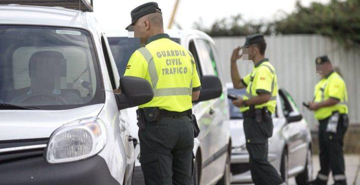 Ojo, la DGT intensificará este fin de semana los controles con multas de hasta 1.000 euros