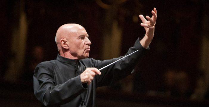 Clausura 'a la francesa' con la Orquesta de París y dos generaciones de talentos: Eschenbach y Lozakovich