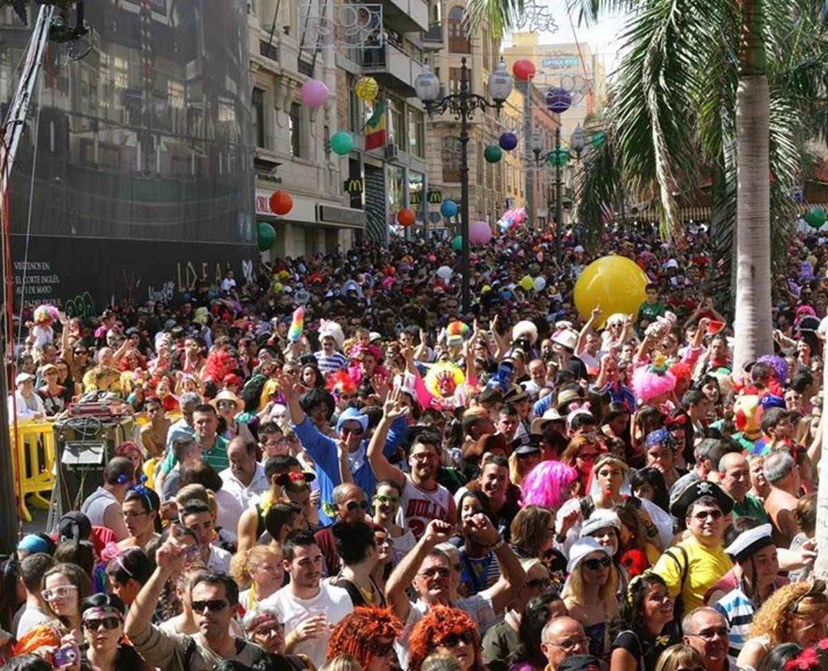Carnaval de Día. EP