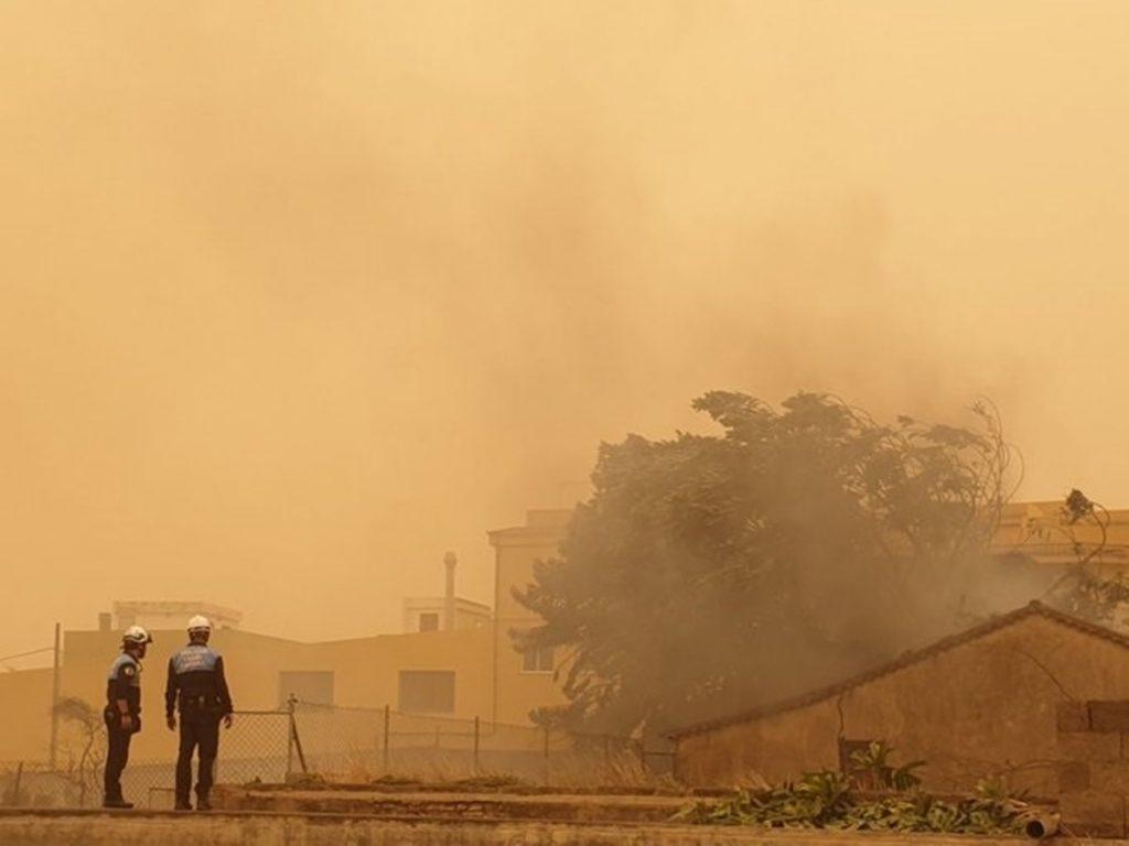 Resultado de imagen de incendios norte de tenerife