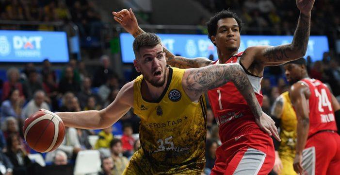 El Canarias se impone a los Vipers y jugará la final (110-89)