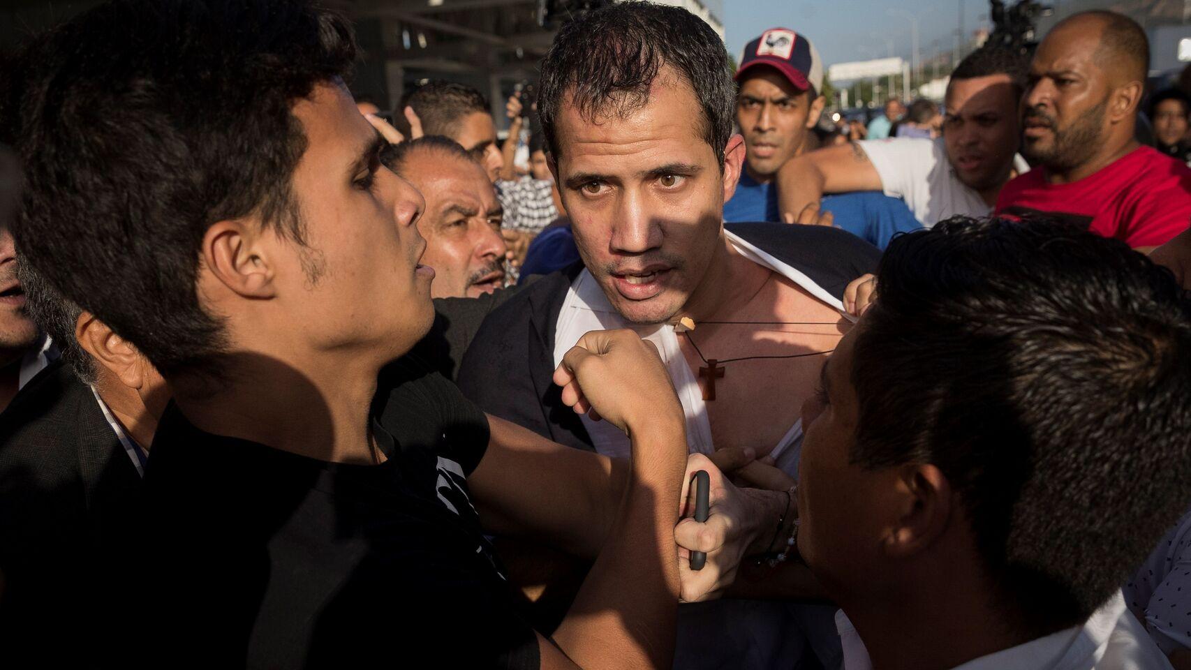 Juan Guaidó. El Español