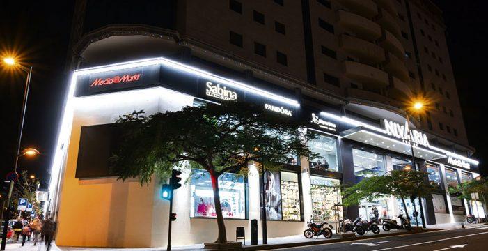 Nivaria Center, el centro comercial que se ha convertido en todo un referente de la capital tinerfeña