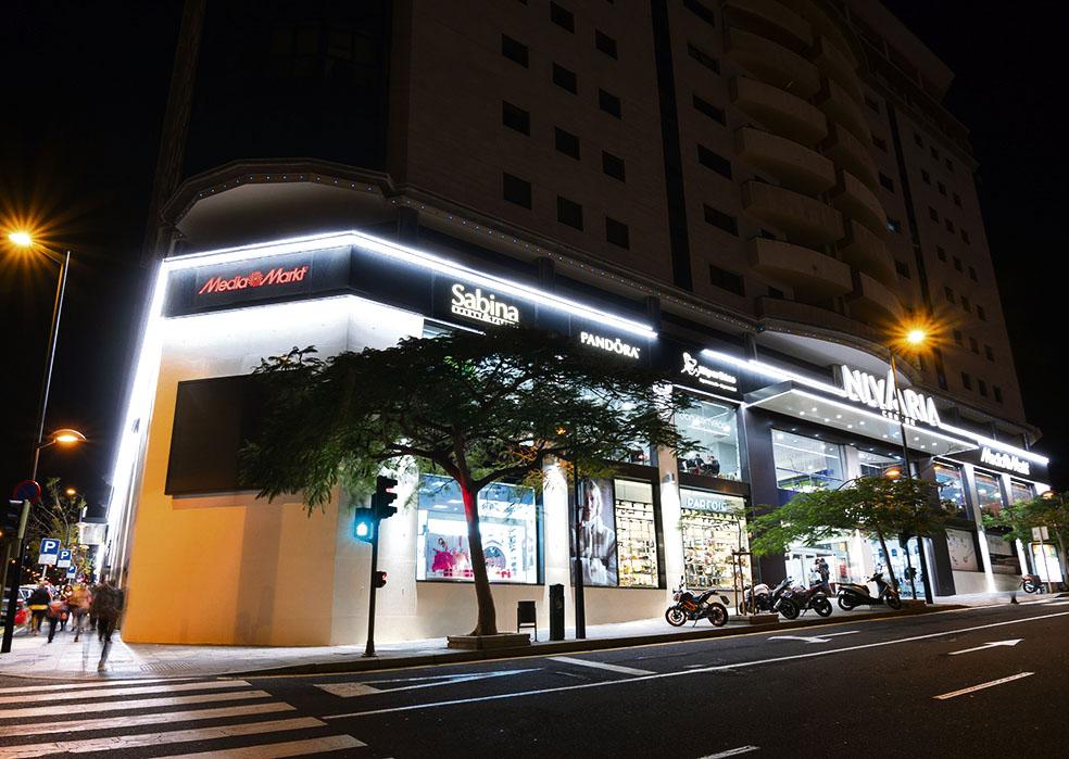 Nivaria Center, el centro comercial que se ha convertido en