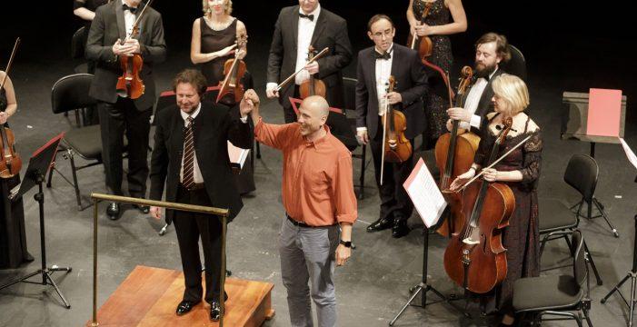Precisión sublime de la Orquesta de Cámara de San Petersburgo