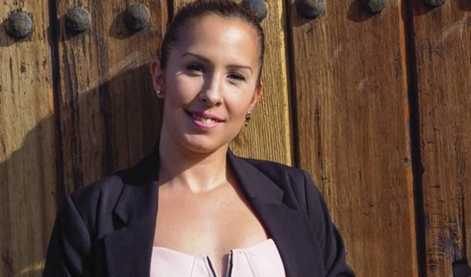 """Melissa Pérez Alfonso: """"Cuando me eligieron no me lo pensé. Este traje estaba predestinado para mí"""""""