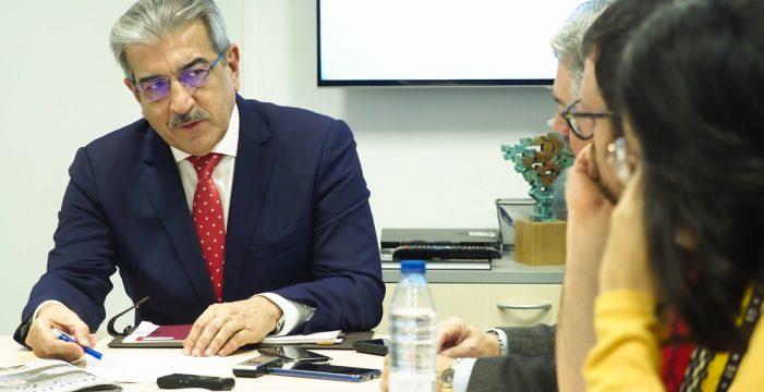 """Román Rodríguez: """"No sé cómo es posible que Oramas desobedezca a su partido y luego no pase nada"""""""