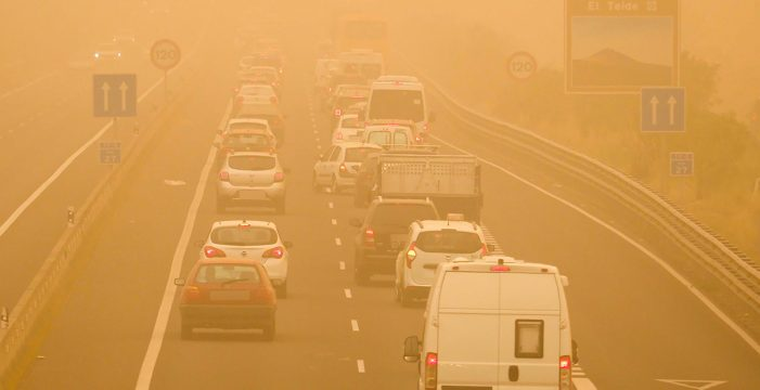 El Gobierno canario actualiza el FMA y pasa a situación de prealerta por vientos
