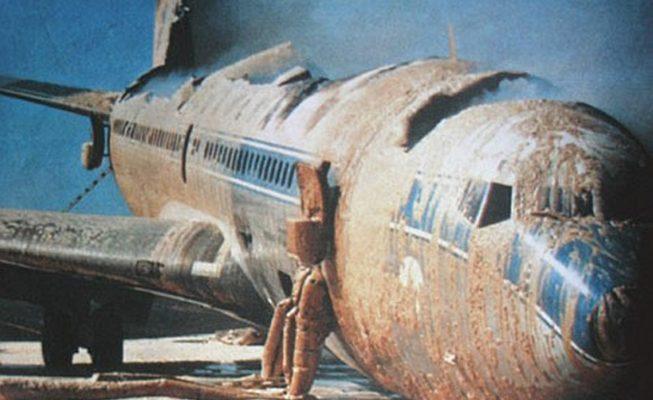 Se cumplen 42 años del 'otro accidente' de Los Rodeos