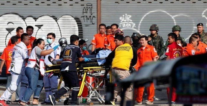 Abatido el militar atrincherado en Tailandia que asesinó a 27 personas