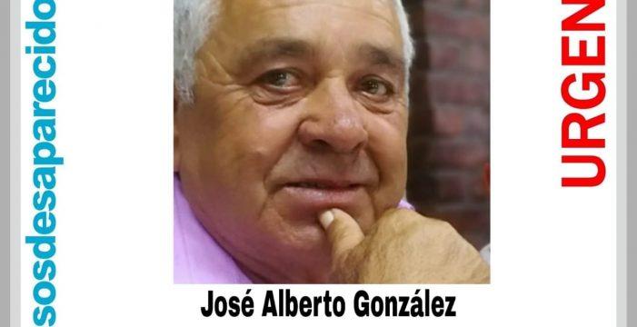 Buscan a José Alberto, de 63 años, desaparecido ayer en San Isidro