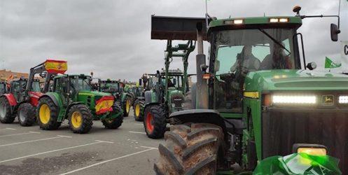 El campo 'se planta': sacará los tractores por Santa Cruz el 14 de marzo