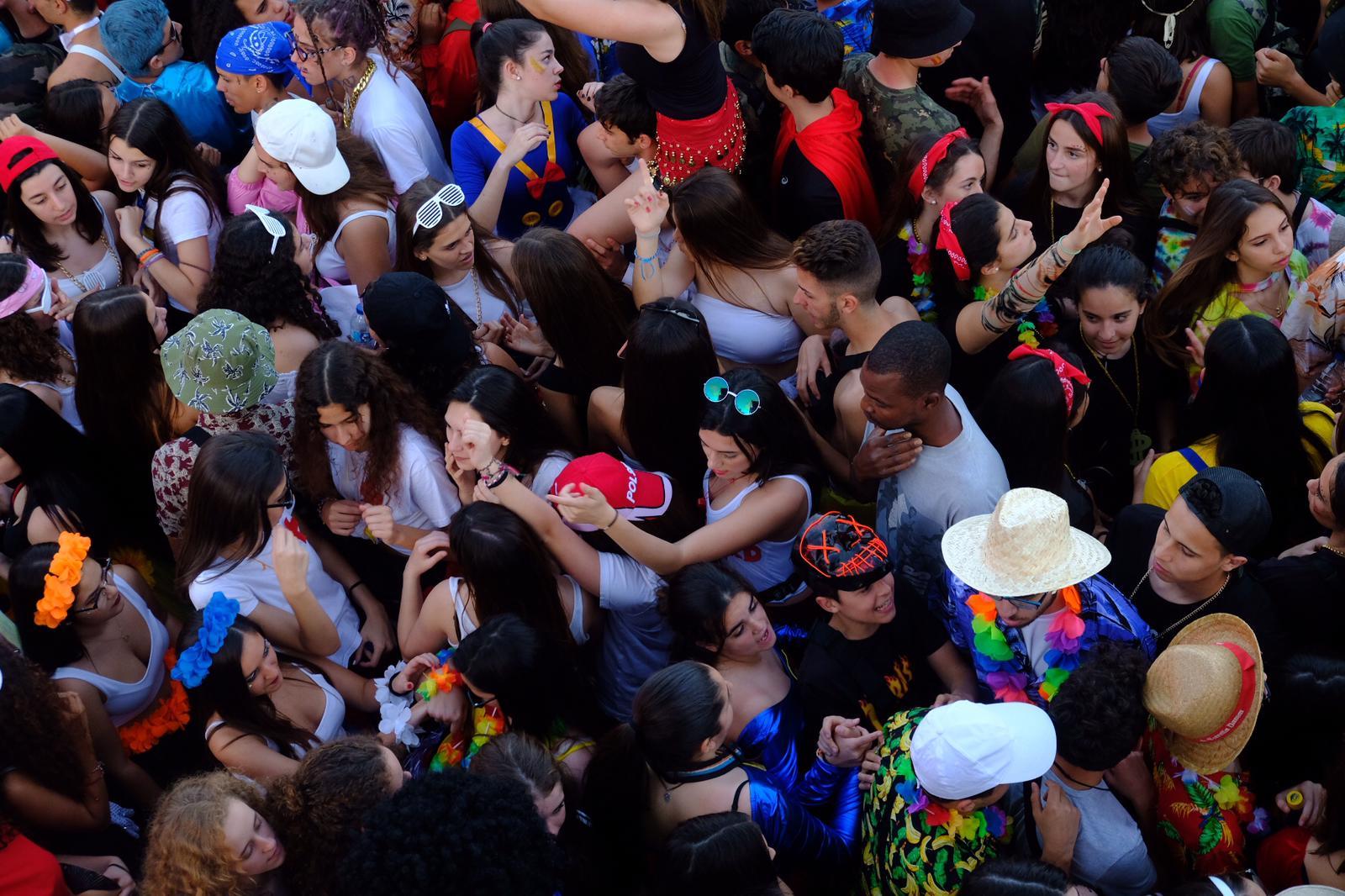 Segundo Carnaval de Día 2020.   FOTO: Fran Pallero