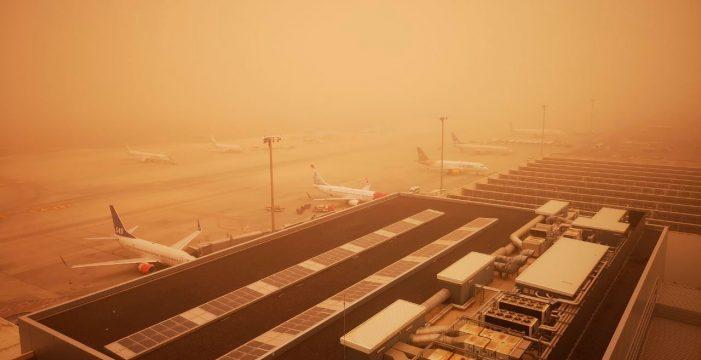 El Aeropuerto de Gran Canaria reanuda sus operaciones tras varias horas inoperativo