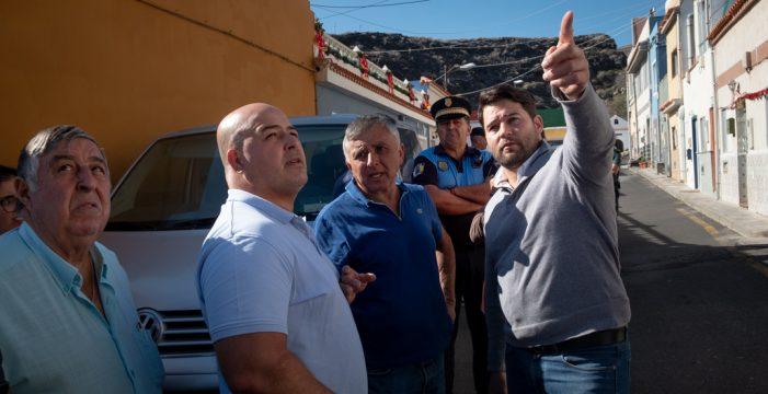 """El desalojo de Santa Lucía se hará por fases y """"durará menos de un mes"""""""