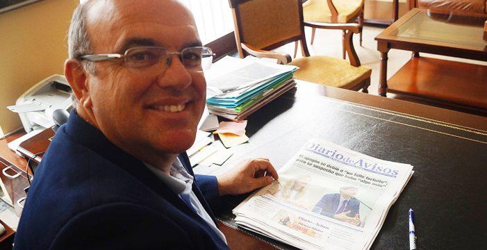 Anselmo Pestana será nombrado delegado del Gobierno en Canarias