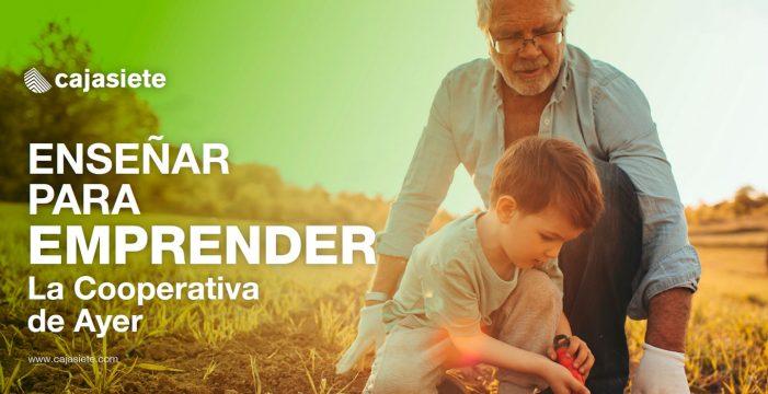 """Cajasiete y la Fundación General de la Universidad de La Laguna celebrarán una jornada informativa sobre la """"Cooperativa de Ayer"""""""