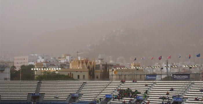 'Potaje meteorológico' este sábado en Canarias: nubes, lluvia, calima y fuerte viento