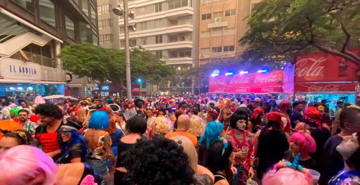 Patricia Hernández afirma que la seguridad estuvo garantizada durante el Carnaval de Día