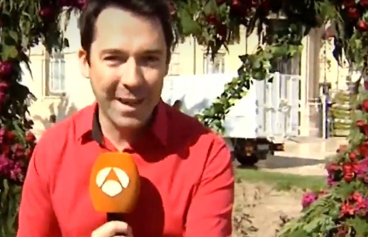 Joaquín Hernández. Antena 3 Noticias