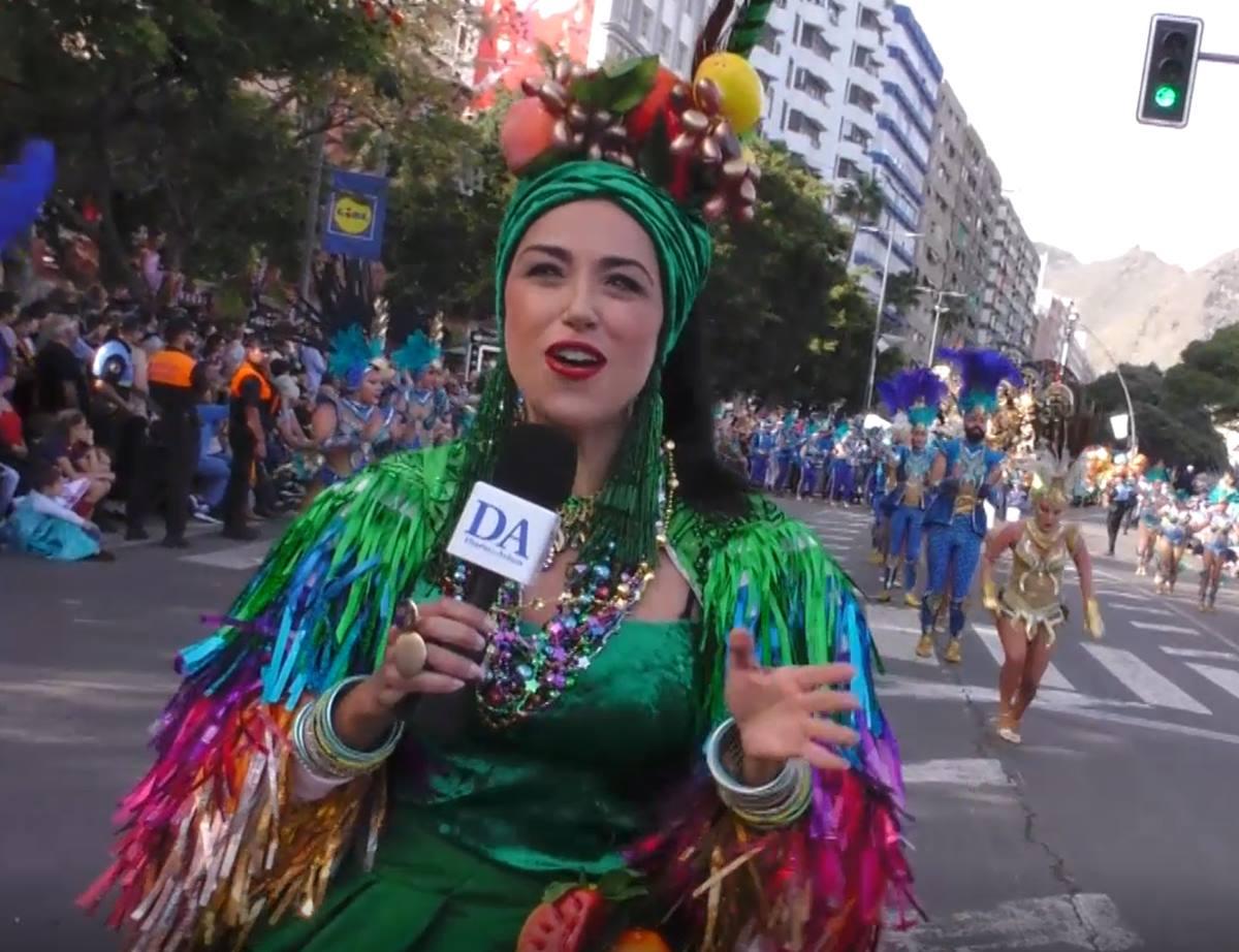 Así te contamos el Coso Apoteosis del Carnaval de Santa Cruz de Tenerife
