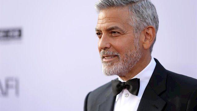George Clooney aterriza en La Palma para rodar su próxima película