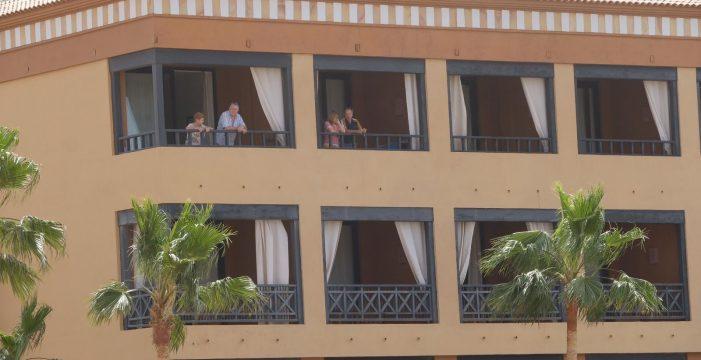 La mayoría de los clientes alojados en el H10 Costa Adeje son británicos y belgas