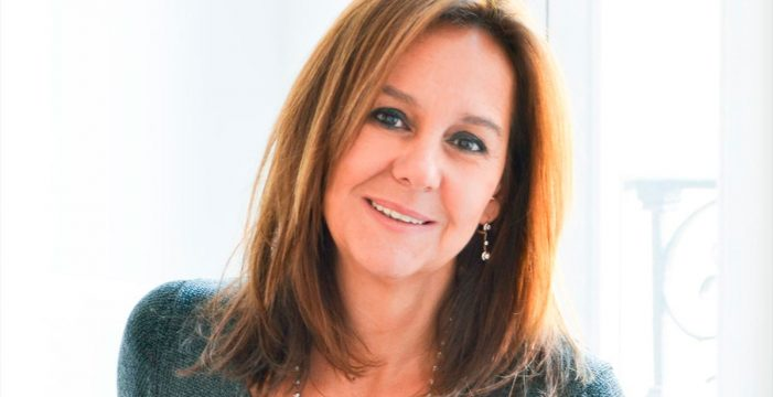 """María Dueñas: """"Al final todos queremos lo mismo: historias que nos inspiren"""""""