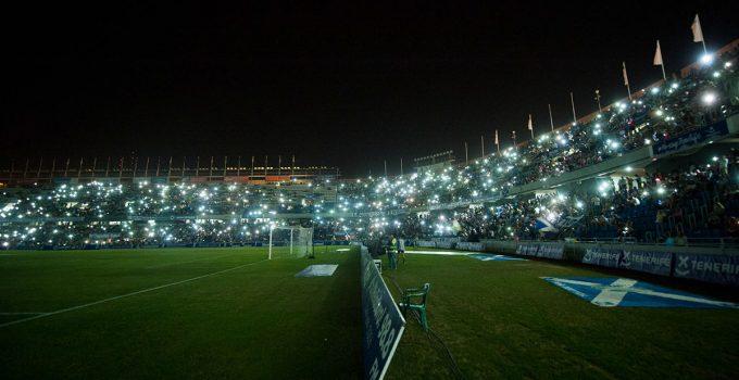 El Cabildo gastará un millón en iluminación LED para el Heliodoro