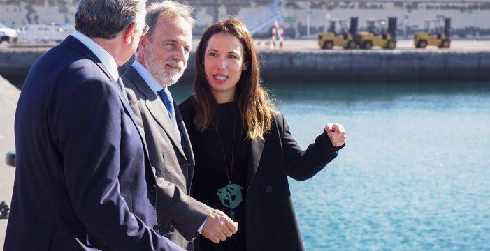 El Puerto de Granadilla estará a pleno rendimiento en tres años