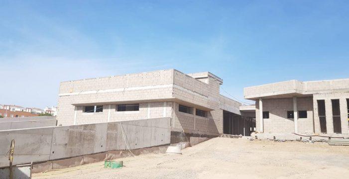Las obras del centro de salud de Las Chafiras concluirán tras el verano
