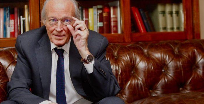 El exministro Josep Piqué interviene hoy en el Foro Premium de DIARIO DE AVISOS