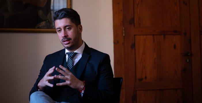 """Luis Yeray, alcalde de La Laguna: """"El proyecto del Mercado es obsoleto y tendremos que sacar a concurso uno nuevo"""""""