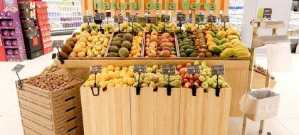 HiperDino lidera la venta de productos ecológicos en el Archipiélago canario