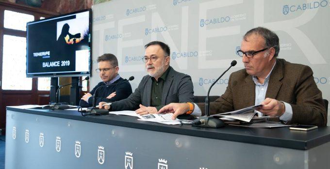 Tenerife bate récords como 'destino de cine' con 151 rodajes en 2019