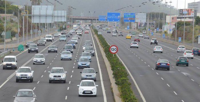 El Cabildo destina 32 millones para asfaltar las dos autopistas de la Isla