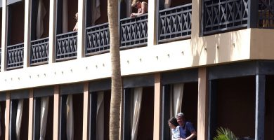 'El duelo' de los turistas: de unas vacaciones paradisíacas a la cuarentena y desinformación