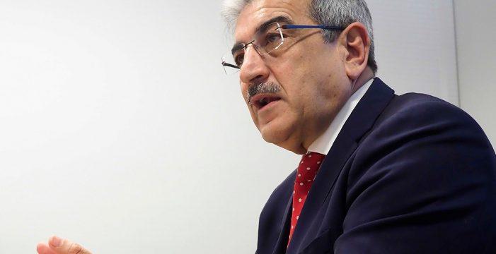 """Román Rodríguez: """"No compartimos las devoluciones de migrantes"""""""