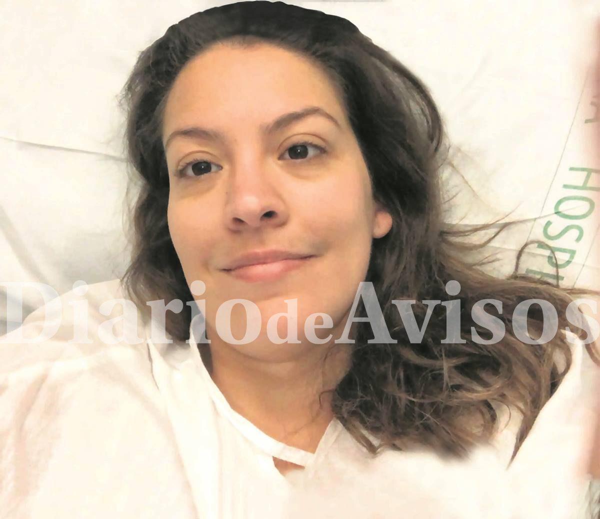Almudena, de 29 años, primer caso canario positivo por coronavirus