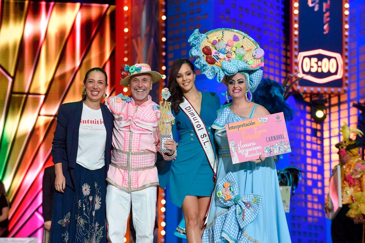 Caña Dulce gana el concurso de Agrupaciones Musicales por segundo ...