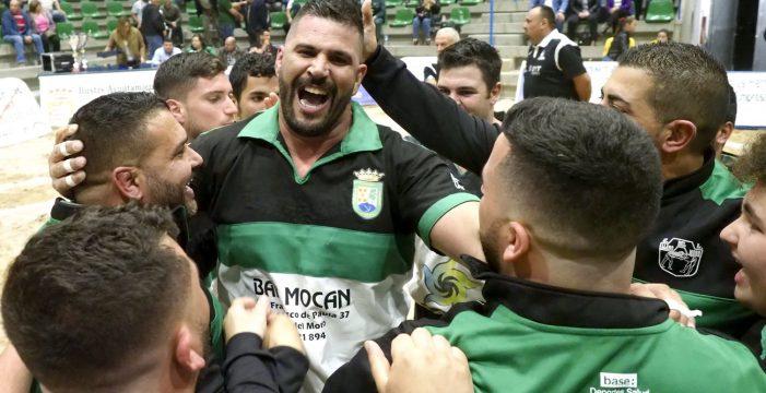 Iván Melián cumplió un sueño: dar la Liga al club de su pueblo