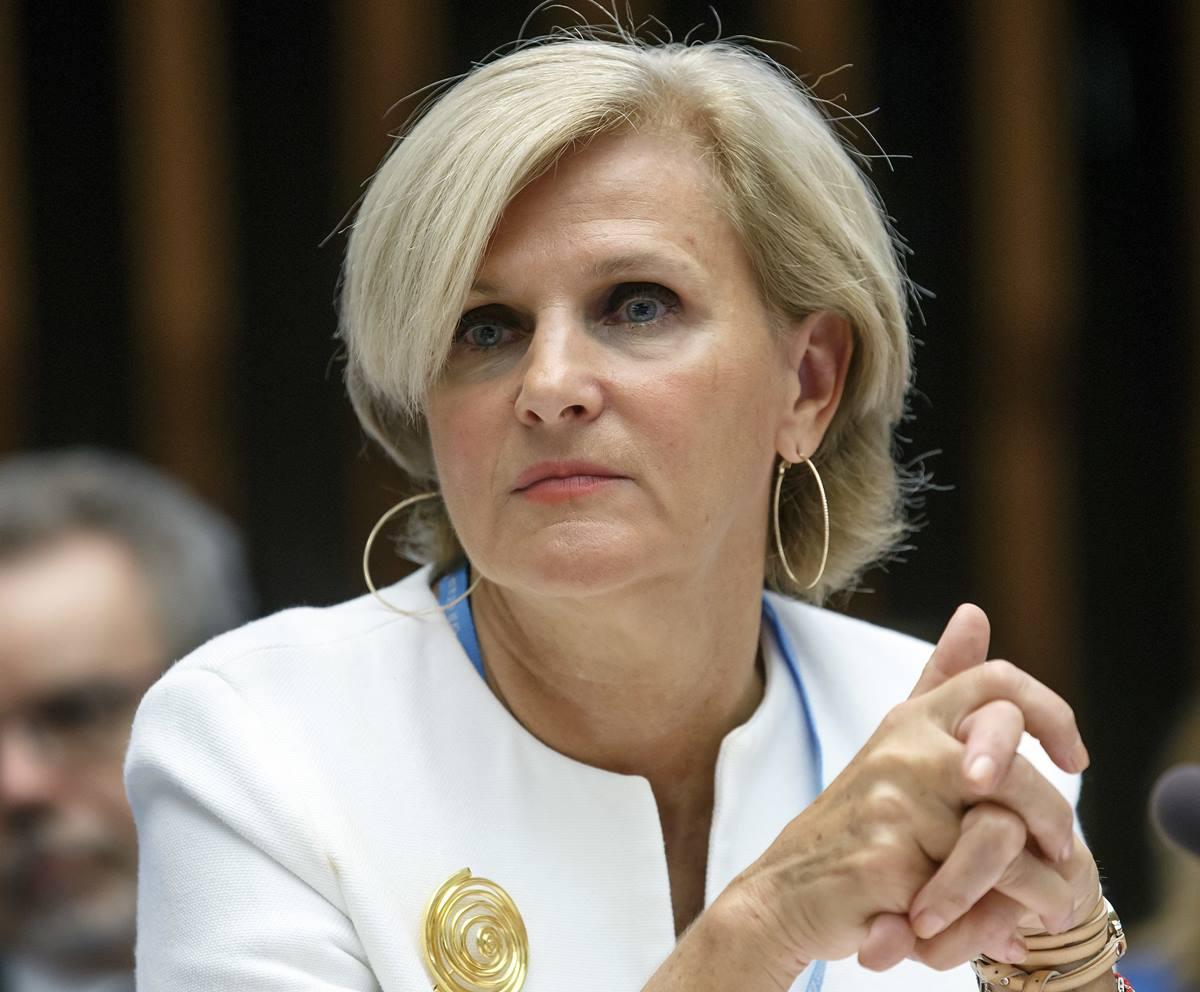 La directora de Salud Pública de la OMS, María Neira. Efe