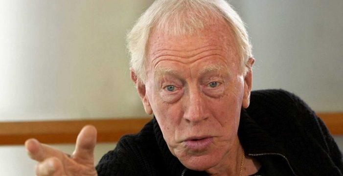 Muere Max Von Sydow, actor de Juego de tronos y El exorcista