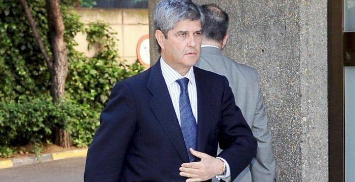 Fernando Martín, expresidente del Real Madrid, grave por coronavirus