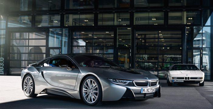 BMW i8: de visión a icono, y de éxito de ventas a clásico del futuro