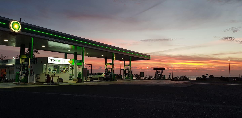 Estaciones BP