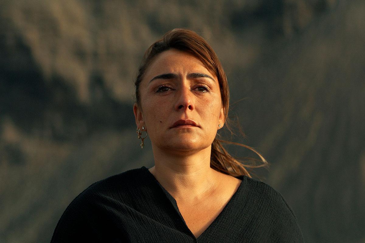 Candela Peña, protagonista de 'Hierro'