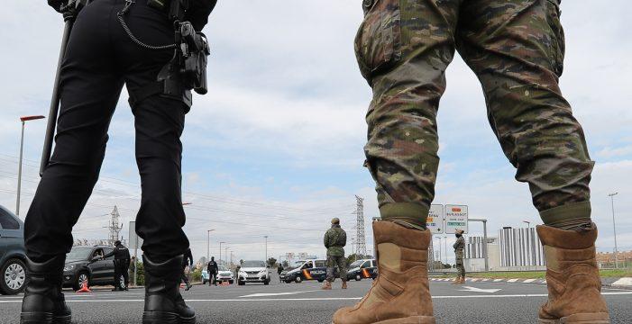 Los 110 militares de la UVE desplegados en Canarias logran 1.268 rastreos