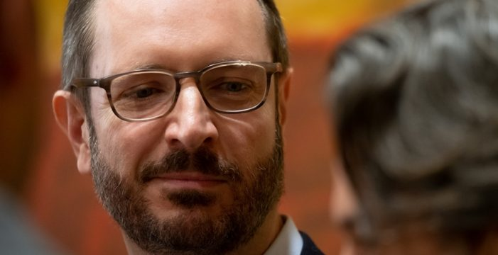 """Javier Maroto: """"Aquí está la prueba de que al PP nacional le importa Canarias"""""""