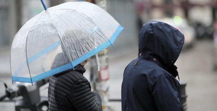 Declarada alerta por lluvias en Lanzarote y Fuerteventura